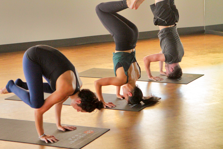 Тренеры по йоге