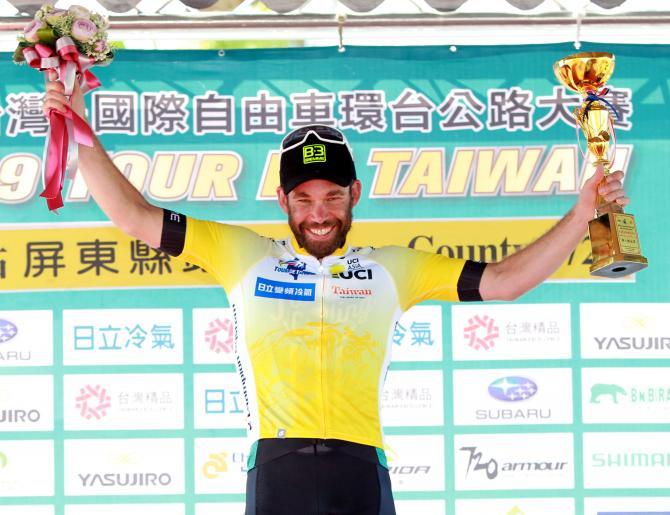 Удачный дебют Джонни Кларка в PRO Cycling 2019