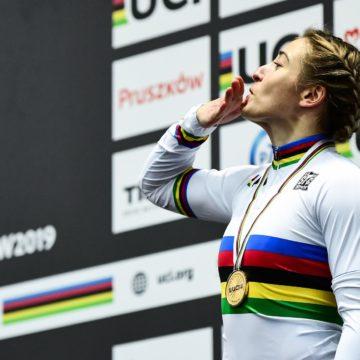 Чемпионат мира-2019: четыре медали сборной России на треке в Прушкове