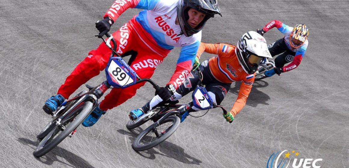 Объявлен состав российской команды на этап Кубка Европы по BMX Race в Вероне (Италия)