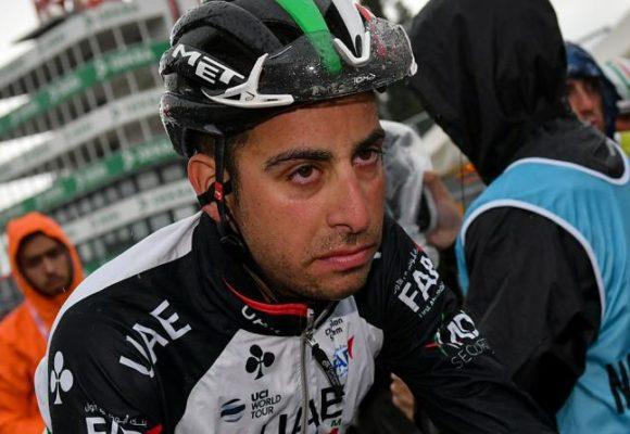Фабио Ару пропустит Джиро д'Италия из-за операции на подвздошной артерии