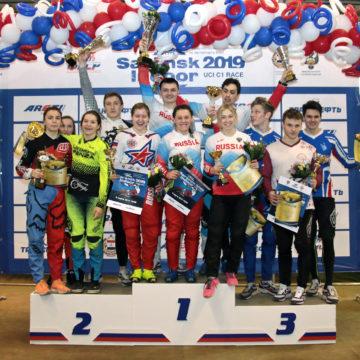 Результаты Saransk Indoor-2019