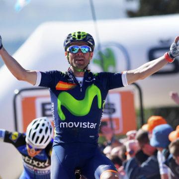 Вальверде пропускает Strade Bianche, чтобы подготовиться к Tour of Flanders