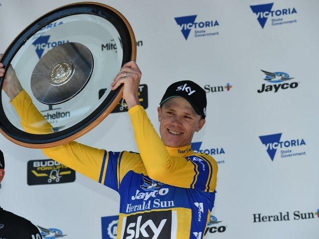 Крис Фрум добавляет Тур Альп к программе гонок перед Тур де Франс
