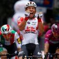 Калеб Юэн – победитель 8 этапа Джиро 2018