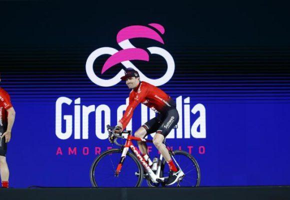 Джиро д'Италия начнется раньше из-за предстоящей грозы