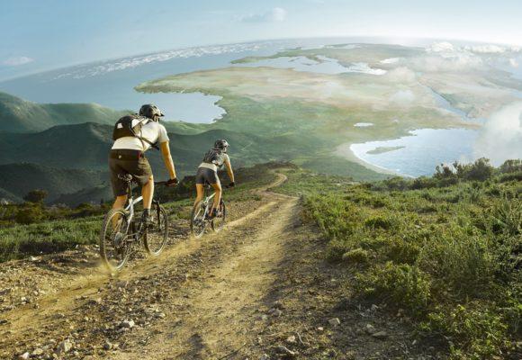 Садимся на велосипед