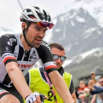 Дюмулен покидает Criterium du Dauphine из-за травмы колена