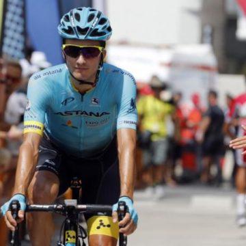 Джиро д'Италия: Бильбао выигрывает этап 20