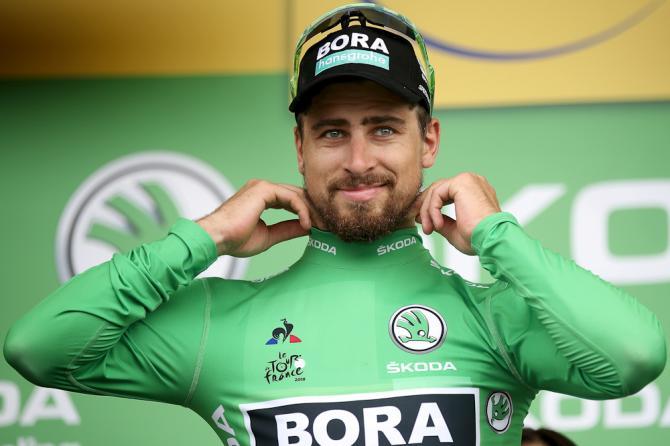 Петер Саган возглавит команду Bora-Hansgrohe на Тур де Франс