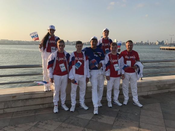 В Баку стартовал Европейский юношеский олимпийский фестиваль
