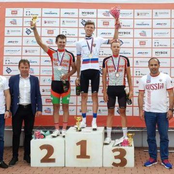 Белгород-2019: Александр Власов — новый чемпион России в групповой гонке на шоссе