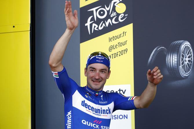 Вивиани покидает Deceuninck-QuickStep, несмотря на успех на Тур де Франс