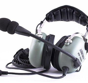 Профессиональная авиагарнитура SIRUS HD-3000A