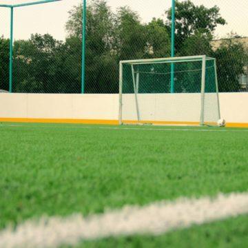 Аренда поля для футбола фитнес клубом в Киеве