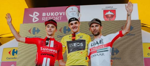 Павел Сиваков выиграл «Тур Польши» в общем зачете