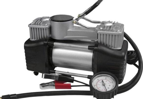 Автомобильный компрессор и герметик как альтернатива запасному колесу