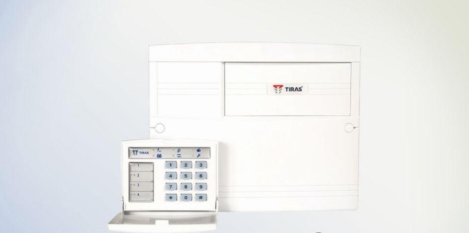 Выбор приемно-контрольных приборов Тирас