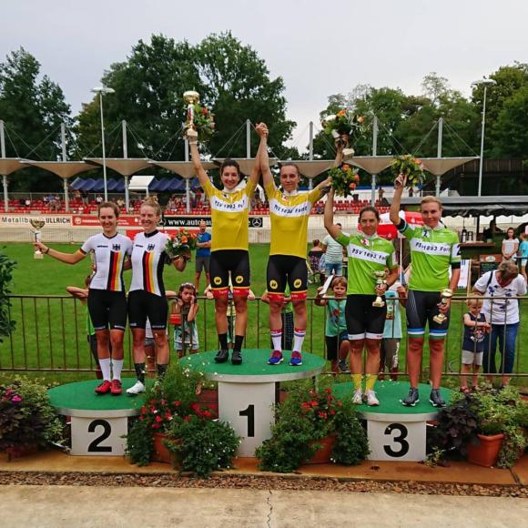 Результаты международных соревнований по велотреку 29 августа — 1 сентября