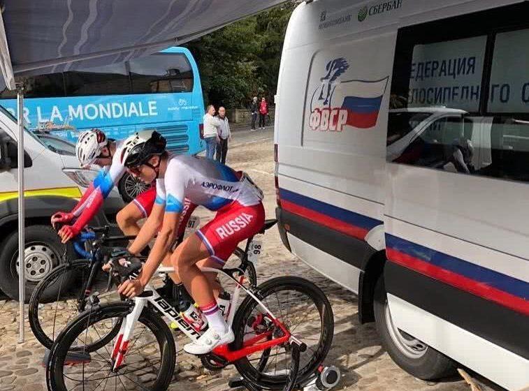 5-й день чемпионата мира по велоспорту на шоссе в Йоркшире
