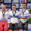 4-й день ЧЕ по велотреку: серебро Дмитриева и бронза Шмелевой в кейрине