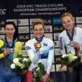 Анастасия Войнова — чемпионка Европы в спринте: итоги 3-го дня ЧЕ по велотреку в Апелдорне