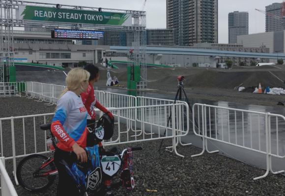Результаты тестовых предолимпийских соревнований по BMX в Токио