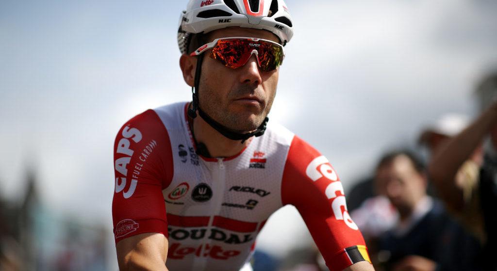 Велогонщик Максим Монфор проехал свою последнюю велогонку