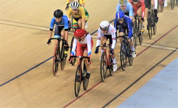 Заключительный день этапа Кубка мира по велотреку в Минске: Климова 9-я в омниуме
