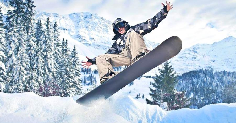 Подготовка сноубордов к сезону