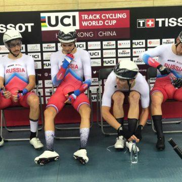 Итоги этапа Кубка мира по велотреку в Гонконге