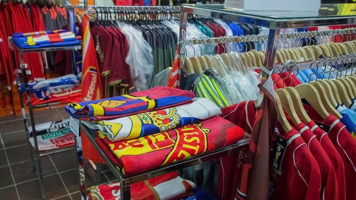 Dridling — Футбольный магазин. Все что вам нужно – в одной локации