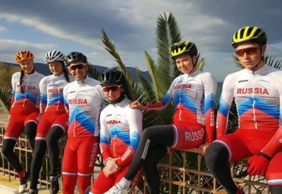 Сборная России по маунтинбайку участвует в греческих гонках Salamina Epic MTB Cup