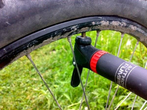 Насосы для горного велосипеда