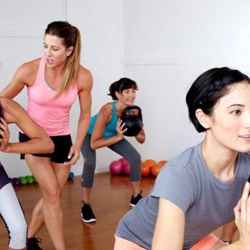 Семинары и экзамены для фитнес-тренеров