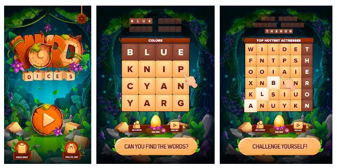 Игра Word Puzzle