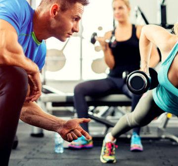 Тренер по фитнесу в Москве