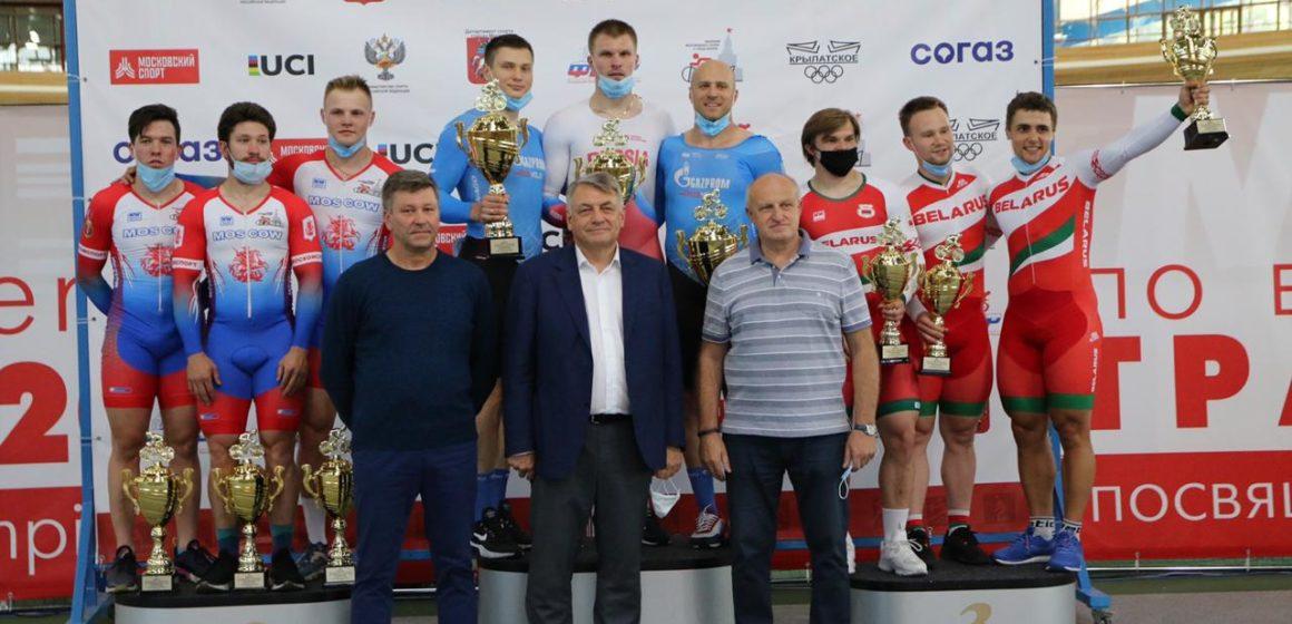 Гран-при Москвы в «Крылатском»: результаты 1-го соревновательного дня