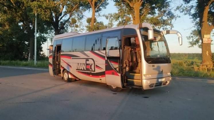 Заказ автобуса из Днепра