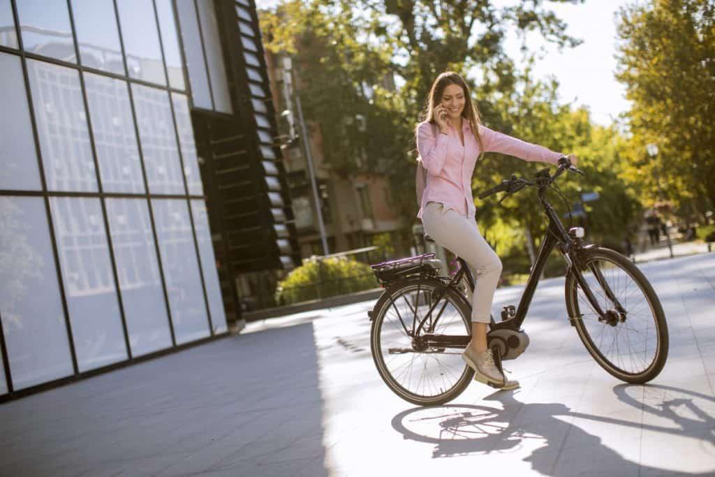 Электровелосипед: плюсы и минусы