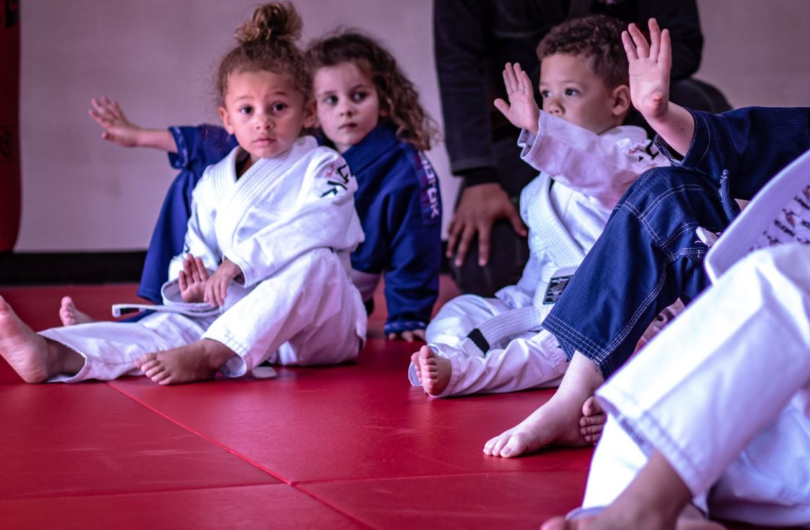 Рукопашный бой для детей и взрослых