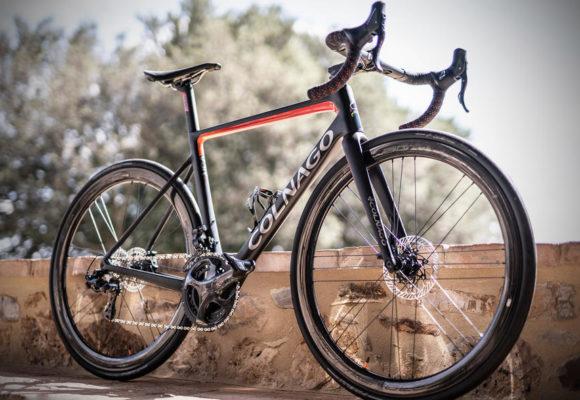 Итальянская компания «Colnago» представляет ограниченную серию велосипедов