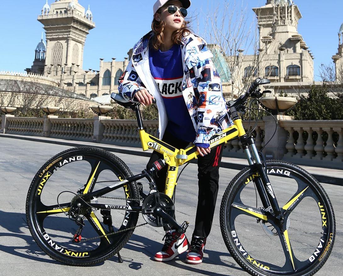 Велосипеды с Алиэкспресс