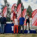 В Ижевске завершились, первенство России и Всероссийские соревнования по маунтинбайку