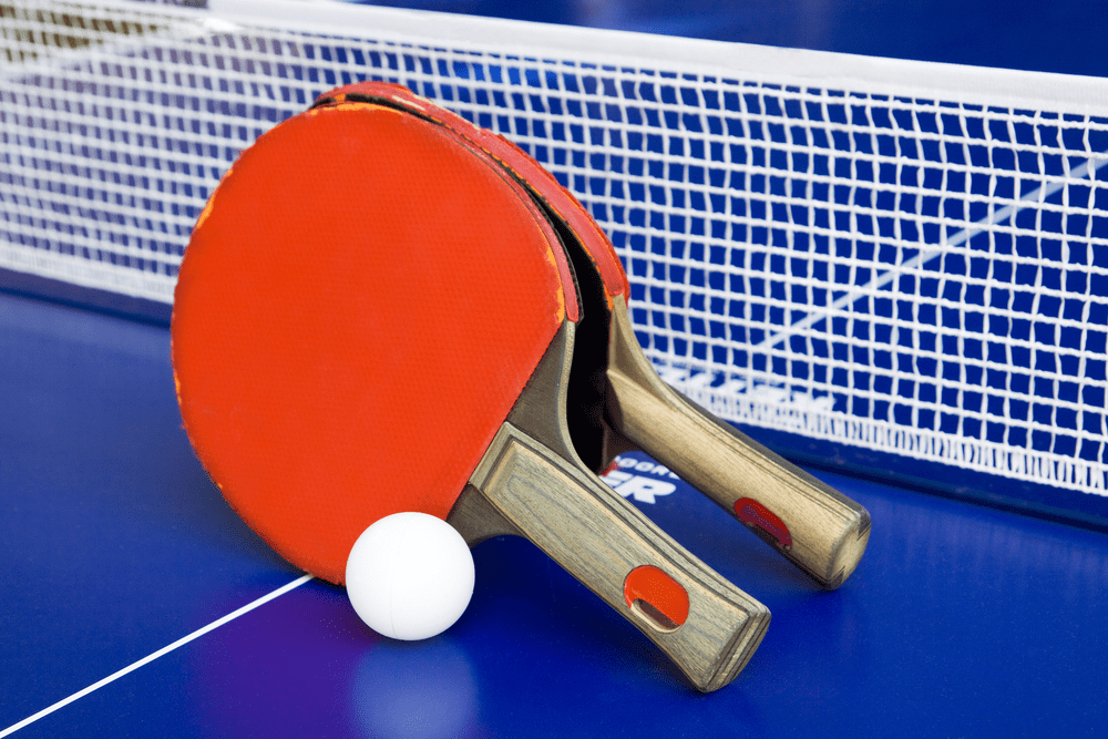Накладки на ракетки для настольного тенниса